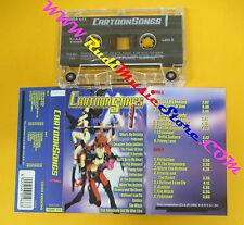 MC CARTOON SONGS compilation 2002 PAUL VIOLIN POWER BAND RONNIE no cd lp dvd vhs