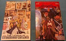 The League Of Extraordinary Gentlemen Tpb Vol 1/2 (1999) - Dc Alan Moore