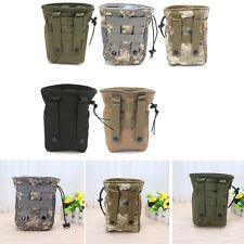 Outdooer Utility Pouch Bag Military Airsoft Molle Belt Tactical Dump Drop Bag