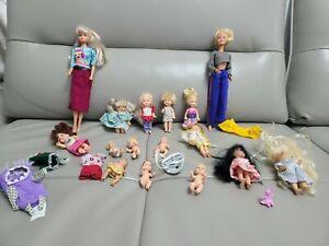 simba Dolls with baby dolls