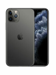 Apple iPhone 11 Pro - 256GB - Space Grey (Unlocked) A2215 (CDMA + GSM)