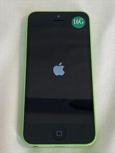 Apple iPhone 5C 16GB Green - Unlocked A1507