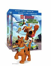 LEGO SCOOBY-DOO : HAUNTED HOLLYWOOD  -  Blu Ray -Region free for UK (10/05/16)