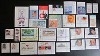 Lot 28 timbres Allemagne 2000 neufs ** - LUXE - YT 1961 à 1987 - Bonne cote