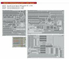 Eduard Big Ed 5352 1/350 CVN-65 Enterprise PART 2 TAMIYA