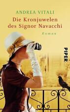 Vitali, Andrea - Die Kronjuwelen des Signor Navacchi: Roman /4