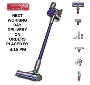 Dyson V7 Animal Extra Cordless Vacuum Cleaner Inc Lots Of Tools+ 2 Year Warranty
