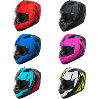 Icon Alliance GT Primary Full Face Street Motorcycle Helmet - Pick Size Color