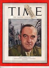 1945 Time June 25 - Gandhi; Red Skelton; Troops in Luzon; Koch executed; Germans