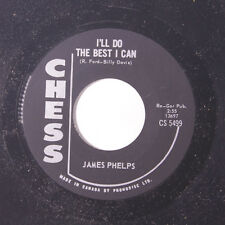 JAMES PHELPS: I'll Do The Best I Can / Love Is A 5-letter Word 45 (Canada)