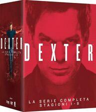 Dvd DEXTER - Temporadas Completo 01-08 - (Caja 35 Discos) Serie Tv NUEVO