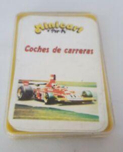 Minicart coches de carreras