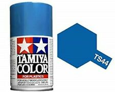 Tamiya 85044. Spray TS-44. Pintura esmalte color Azul Brillante