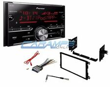 NEW PIONEER CAR STEREO RADIO BLUETOOTH W INSTALL DASH KIT & DIGITAL MEDIA PLAYER