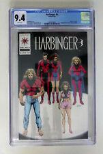Harbinger #6 Valiant Comics CGC 9.4