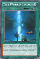 Yugioh 3x CHIM-EN061 - The World Legacy - Common - 1st Edition