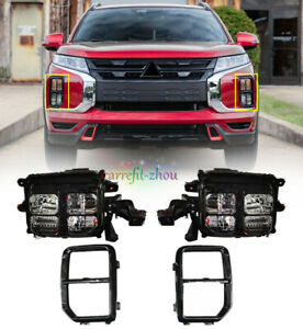 For 2020 2021 Mitsubishi Outlander Sport ASX RVR Front Driving Lamp Left+Right