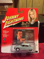 GILE'S 1963 CITROEN BUFFY VAMPIRE SLAYER C2 WHITE LIGHTNING JOHNNY LIGHTNING