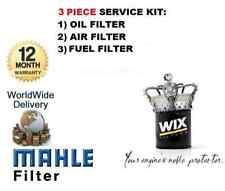Per HYUNDAI i20 1.1 DT DIESEL 2012 - & GT Servizio Kit Aria Olio Carburante Filtro impostato
