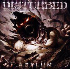 "DISTURBED ""ASYLUM"" CD 13 TRACKS NEW+"