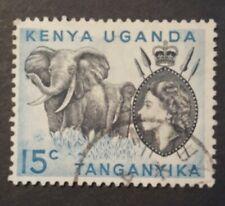 KENYA and UGANDA 1954 MI.NR. 94 l no point