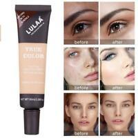 30ml Concealer Liquid Foundation Natural Long Lasting Liquid Control Cream U6V3