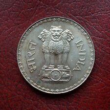 India 1979b copper-nickel rupee