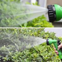 Portable Adjustable Garden Hose Gun Sprinkler Nozzle Car Water Spray Gun Nozzle