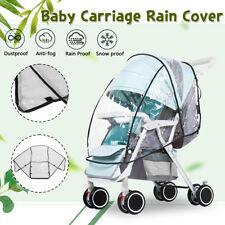 Universale Parapioggia Impermeabile Buggy per Passeggino Bimbo Carrozzina