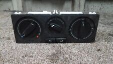 VW Golf mk 4 heater and AC control