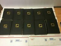 The Master Library 1925 —10 Volume Set Foundation Press Leaders of Olden Days