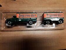 HENSCHEL HS 140 * Kofferzug * Jägermeister * 1:43 MINICHAMPS