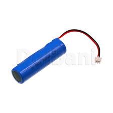 Rechargeable Battery 18650 with Cable 2 Pin 3.7V 3000mAh