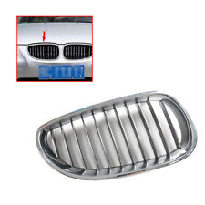 Right Front Chrome Kidney Grille Gurard For BMW 5 Series  E60 E61 2003-2010
