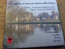 Binet Lauber Gerber Zbinden Wehrli  - Musique Suisse Schweiz [CD Album] 2014