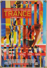 TRANCE DS ROLLED ORIG 1SH MOVIE POSTER JAMES MCAVOY VINCENT CASSEL (2013)