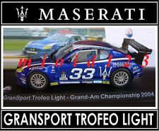 1/43 - Maserati 100 Years Collection : GRANSPORT TROFEO LIGHT - Grand-Am 2004