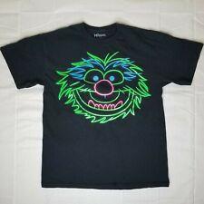Disney Muppets Glow In The Dark Animal T shirt - Medium