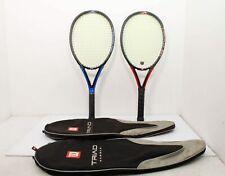 New listing 2 Wilson Triad Hammer Tennis Racket