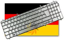 Orig. QWERTZ Tastatur HP Pavilion HDX16 HDX X16-1000 1xxx Series DE Silber Neu