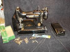 New ListingVintage Singer Featherweight Centennial Sewing Machine Ak072914 Original Case