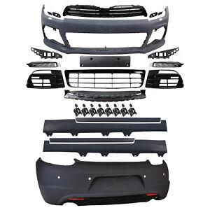 Bodykit Stoßstangen Schweller Zubehör R Optik für VW Scirocco 137,138 Bj. 08-14