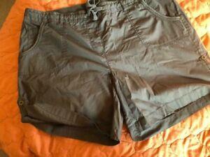 George Khaki Shorts UK Size 22