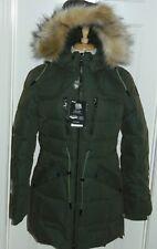 """NWT   """"Pajar Canada""""  AVA  Down  Winter Parka/ Coat Women's  Small"""