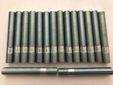 16 X M14X1.5 Aleación Pernos De Rueda De Conversión Pernos 50mm de largo para Opel Vivaro