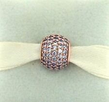 GENUINE PANDORA Pave Ball Charm 781051CZ FREE DELIVERY