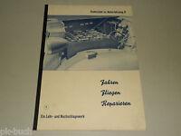 Bucheli: Lehrheft Nachschlagewerk Energia Elettrica IN Motorfahrzeug II, 50er