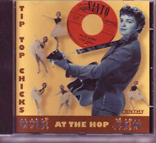 Surtout-Tip Top Chicks At The Hop-Girl Sound CD