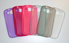 Lot Of 6 TPU Soft Skin Cases For Samsung Galalxy S3 SIII i9300