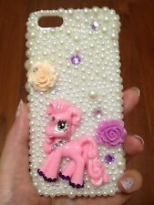 Little Pony White Pearls Iphone 5 Case